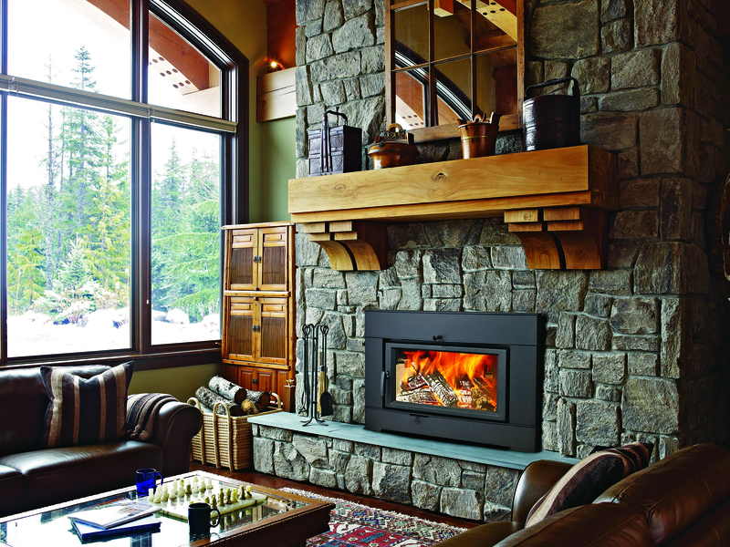 Less Money Goes Up In Smoke With These Fireplaces