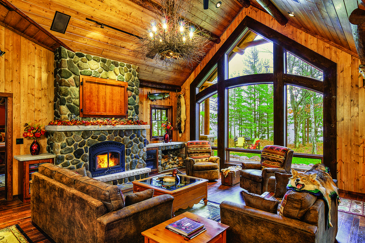 A cabin up north for Perfect cabin