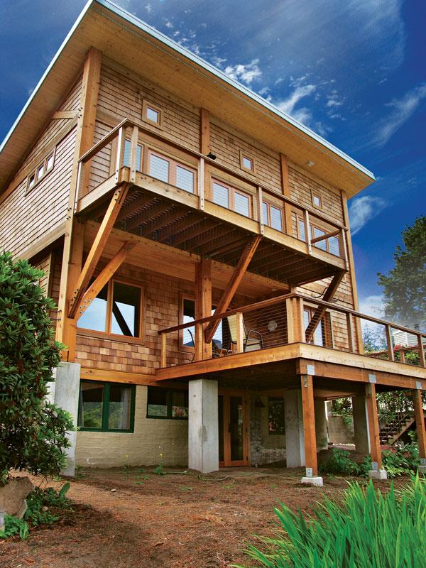 Washington cabin