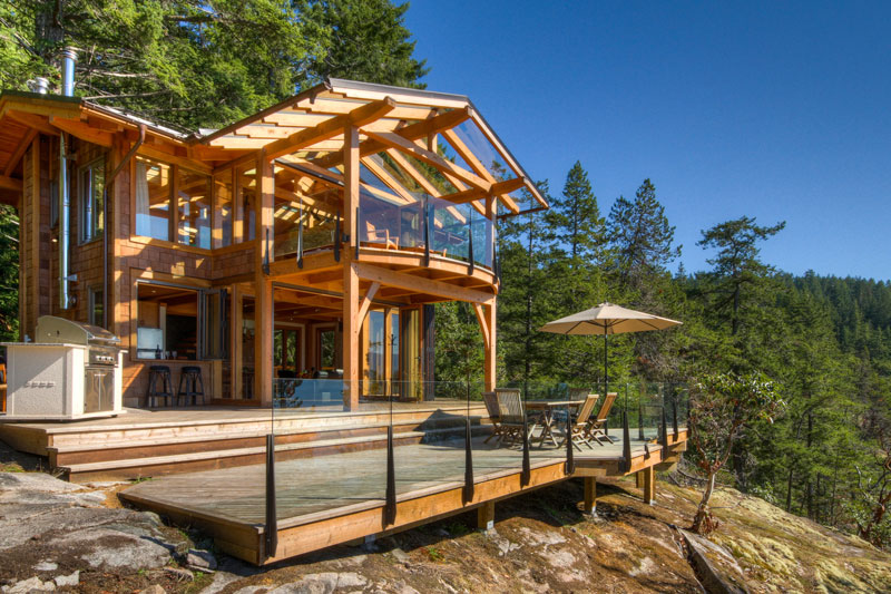 Mountain House Plans With A View