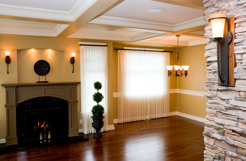 Cabin Interior Paint Colors: Picking Paint Colors For Your Cabin