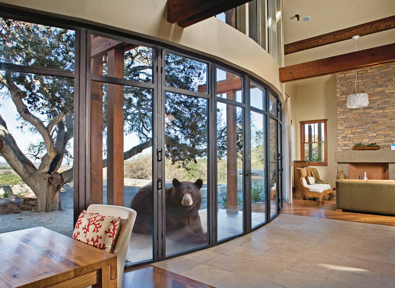 2016 cabin renovation showcase for Cost of nanawall systems