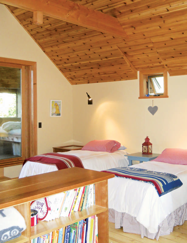 cabin bedroom design ideas