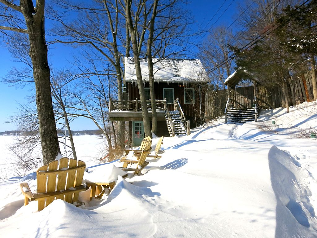 Checklist for Winterizing the Cabin