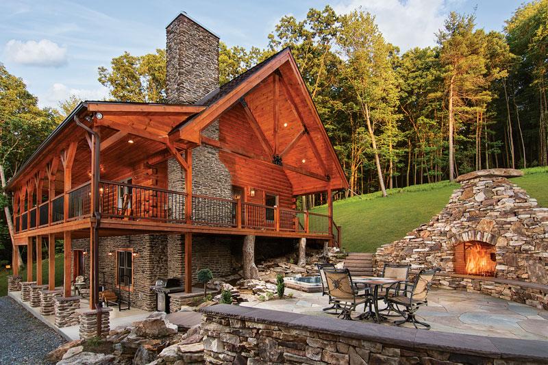 Modern Cabin Design