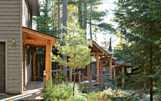 Cabin Upgrade