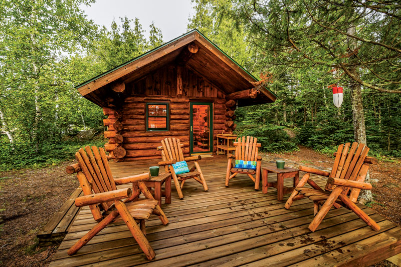 The Affordable Log Cabin