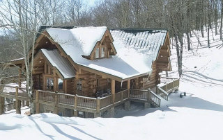 foreclosed cabin