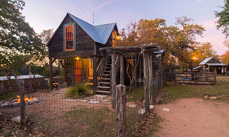 Tour a Country Tiny House