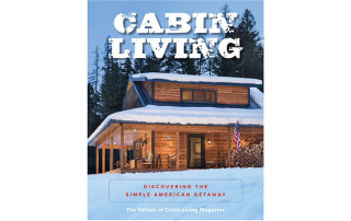 Cabin Living Book
