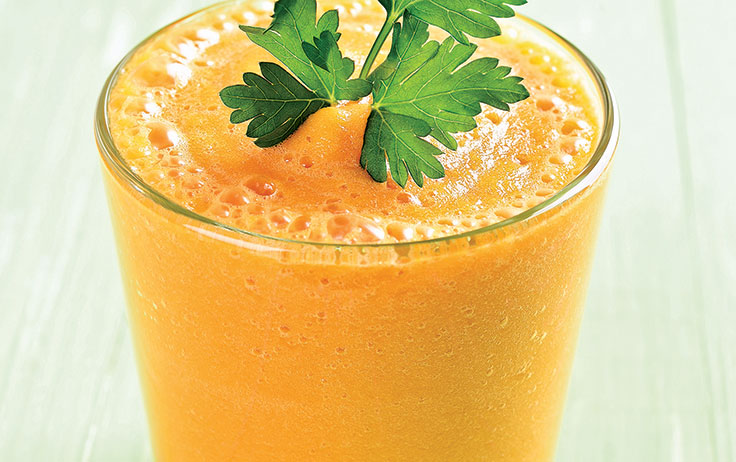 Pumpkin-Spice Smoothie