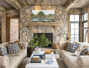 Decorate your cabin for fall