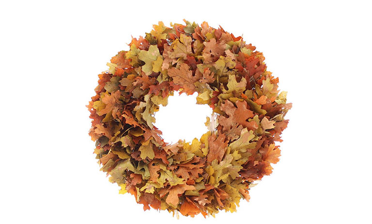 Leaves Wreath