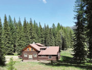 Kootenai National Forest Off-Grid Cabin
