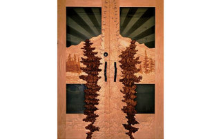 Add Custom Design To Your Doors