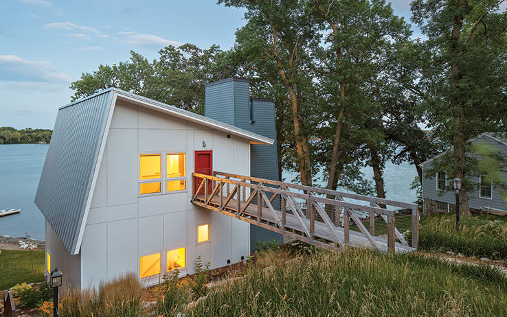 How To Design A Modern Cabin - Cabin Life